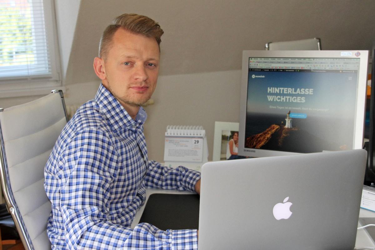 """Interview im """"Immigrant Entrepreneur"""" über meine Herkunft und meine Visionen"""