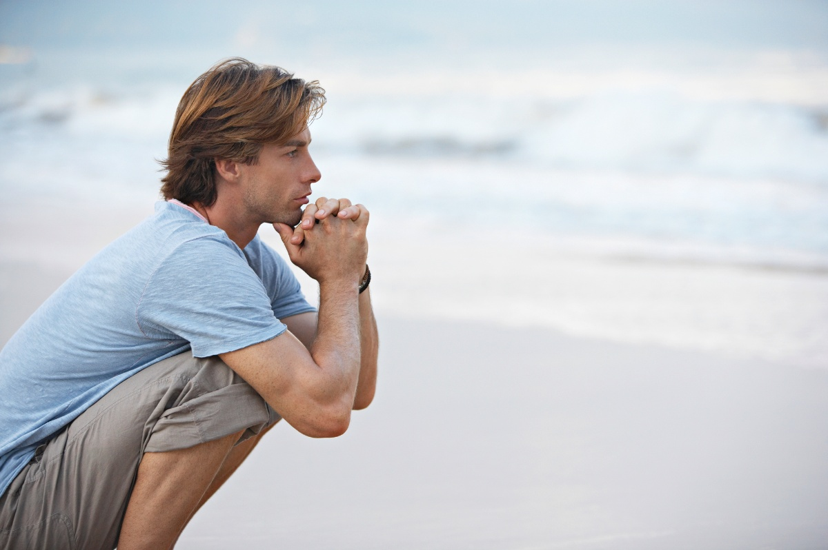 Werden Männer einsam?