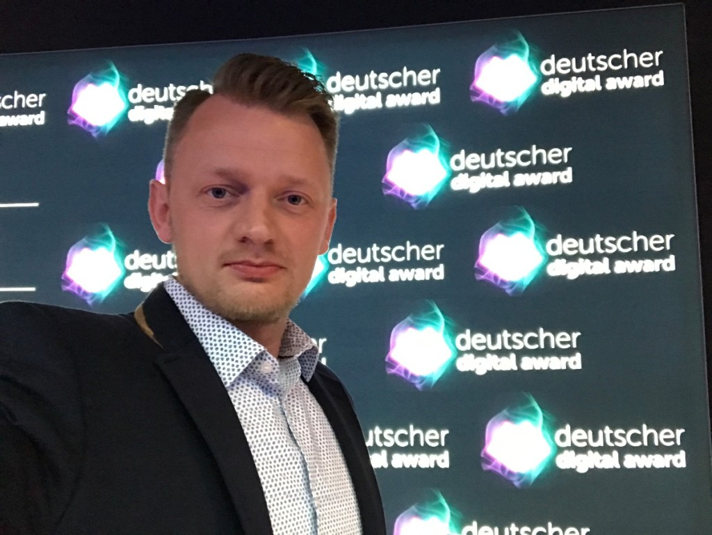 Ich war da: Deutsche Digital Awards 2017