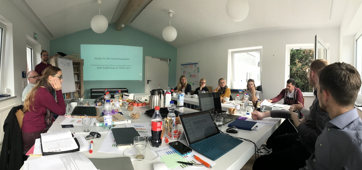 Als Online-Marketing Berater dabei: Workshop bei Heukelbach