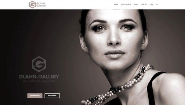 Glahn Gallery – Onlineshop für Schmuck