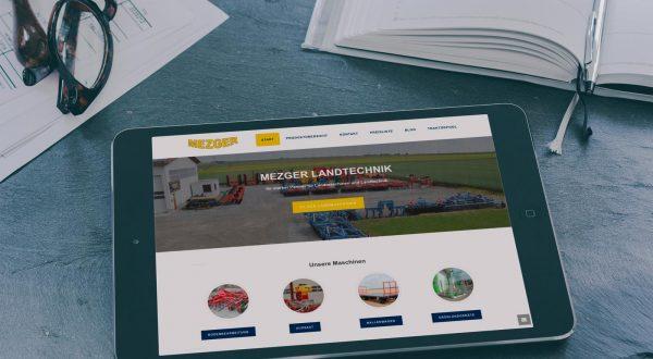 Mezger Landtechnik