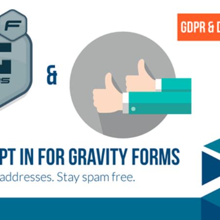 Double Opt In Addon für Gravity Forms