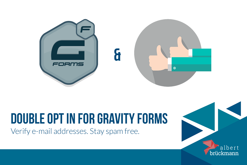 Double Opt In for Gravity Forms