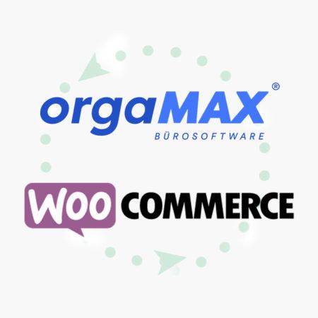 WooCommerce orgaMAX API Schnittstelle